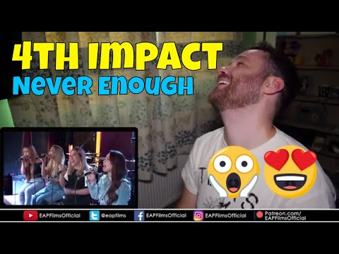 🔥😲4th Impact - Never Enough - The Greatest Showman | REACTION🔥