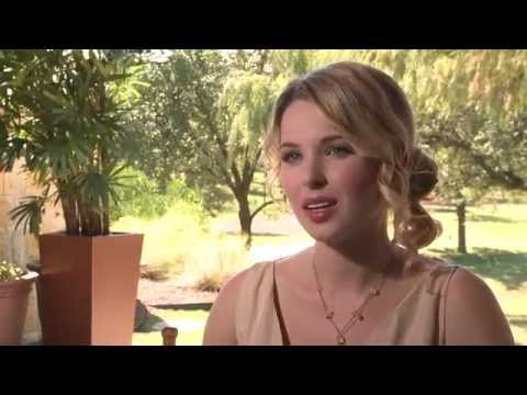 Kirsten Prout and The Lying Game