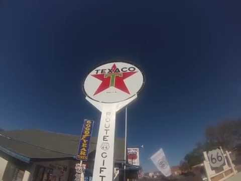 Route 66, Williams, Arizona 2014