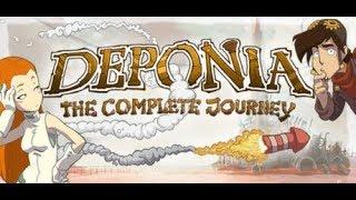 新Game~Deponia: The Complete Journey~PC~Lcwing #1