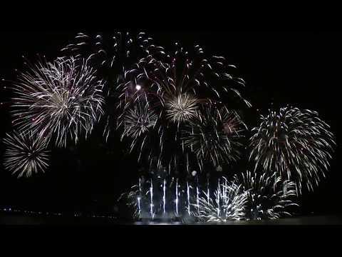 (HD) Philippine International Pyromusical Competition 2017 - Switzerland Sugyp SA