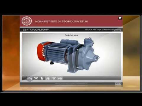 Engineering Course Content - Domestic Water Pump