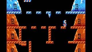 NES Game: Ice Climber/VS. Ice Climber (1984 Nintendo)