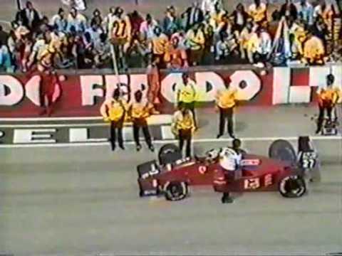 Formula 1 - Imola  (San Marino Grand Prix) 1/may/1988