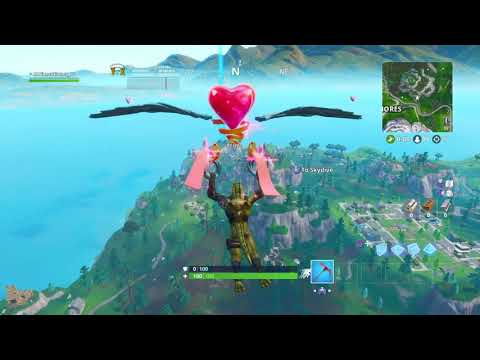 Week 6 Fortnite Challenges|Find Wooden rabbit,Stone Pig,and Metal Llama