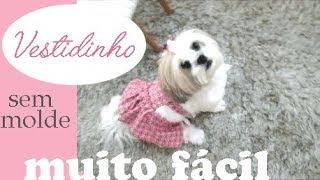 DIY : Vestidinho Pet (com Inara Souza e Manuela Lopes)