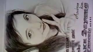 Drawing pensil beautiful girl xxx no porn indo