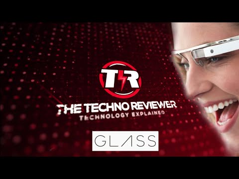Google Glass Explorer Edition XE-C V3 UK version Unboxing Review