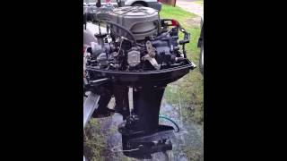 30hp Outboard 2 stroke motor Oko K-104 Carby by 454Centurion