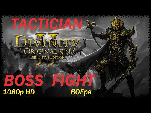 Divinity: Original Sin 2 Definitive Edition - Natalie Bromhead - Tactician Difficulty