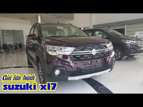 Giá Lăn Bánh Xe Suzuki XL7 2020   Suzuki Đại Việt