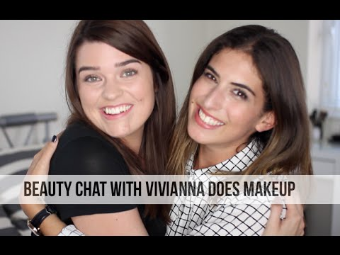 Beauty Chat With Vivianna Does Makeup // Lily Pebbles