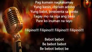 Black Eyed Peas - Bebot(lyrics)