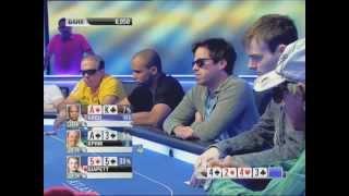 Европейский Покерный Тур 9. PCA. Главное событие. Эпизод 1/9