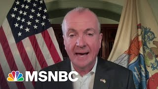 New Jersey Governor: We Can't Afford To Go Backwards