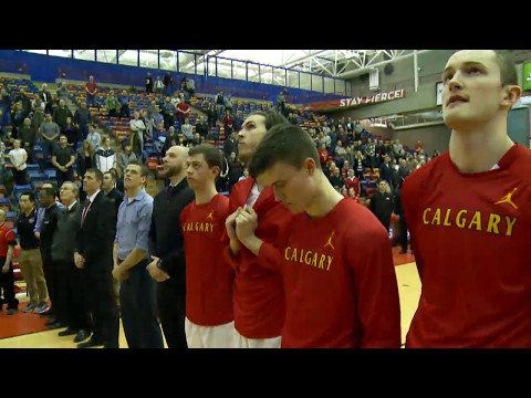 Saskatchewan vs. Calgary Men's Basketball Game
