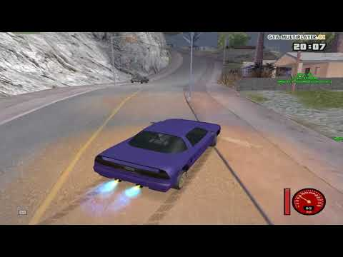 GTA Samp WTLS Stunts