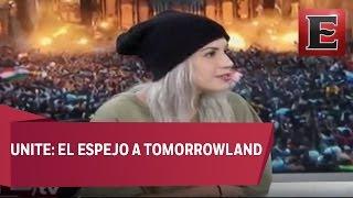 Unite, una conexión al festival Tomorrowland en Bélgica