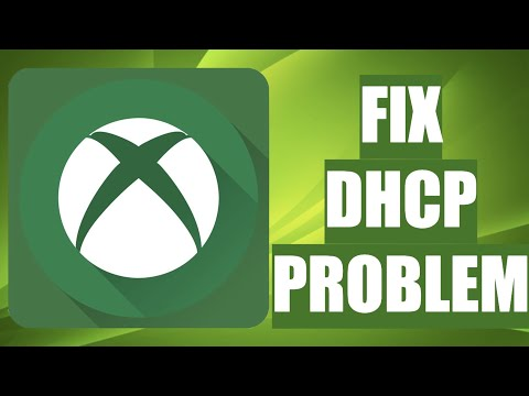 How To Fix DHCP On Xbox One