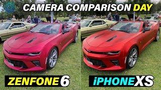 Asus Zenfone 6 Vs Iphone Xs Max Camera  Part 1