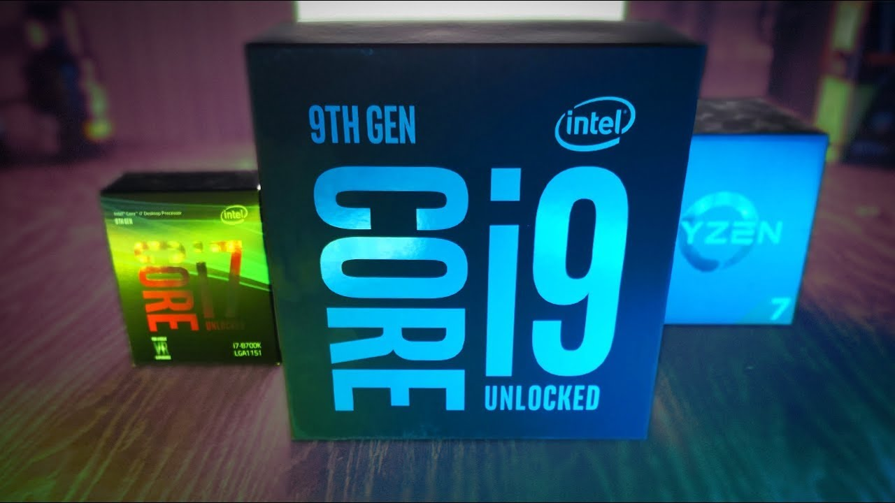 AnandTech] Intel 9th gen 9900k 9700k 9600k-review - Page 8