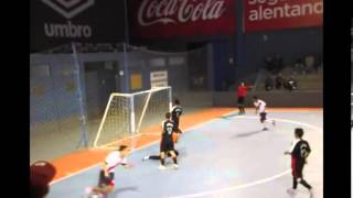 Torneo Promocional de Futsal: Deportivo Municipal 7 - 1 ADC Es Por San Luis