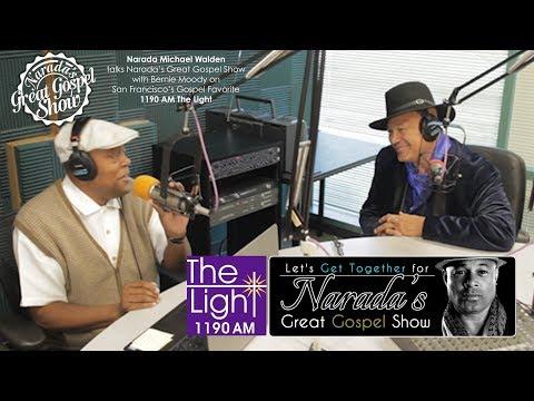 Narada Michael Walden on Gospel 1190 KDYA Special Edition