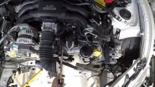 Toyota GT86/BRZ/FRS AC Delete Kit Install