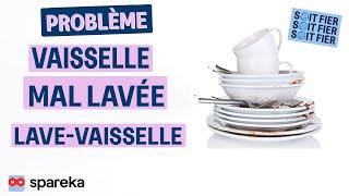 Vaisselle Mal Lavée - Lave-Vaisselle