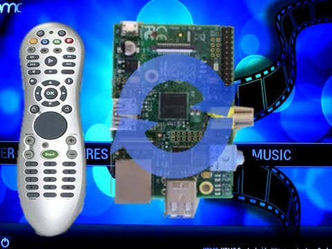 Raspberry Pi XBMC- Inexpensive Remote, Updating, How to stream to Pi, and more!