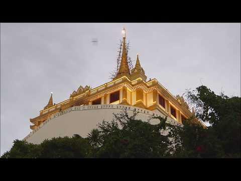 Wat Saket - Golden Mount / Bangkok / Thailand