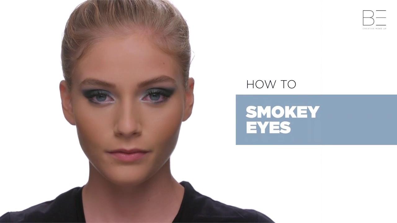 how to make smokey eyes youtube