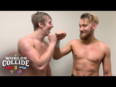 Flash Morgan Webster & Mark Andrews aim to make WWE history: WWE Exclusive, April 17, 2019