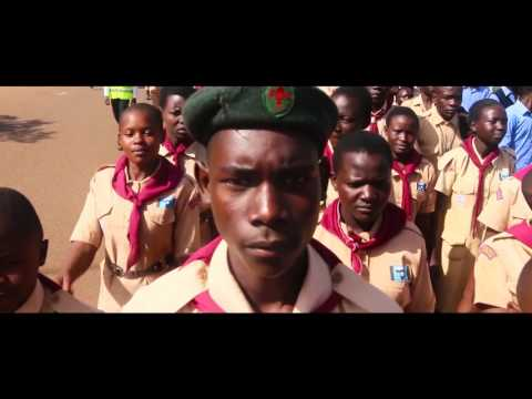 The Lake Region Cluster Scouts Competition 2017