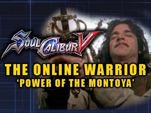 Soul Calibur 5: The Online Warrior Episode 8 'Power of the Montoya'