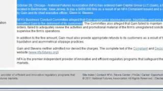 Forex vs Futures   part 4