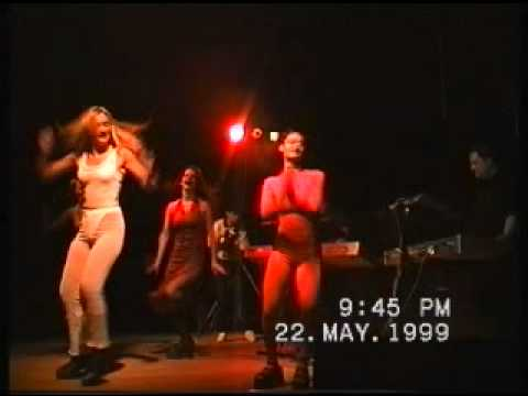 Laserdance live in Holland!!22.5.1999!!