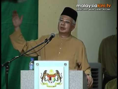 Najib announces RM20 mil donation to Kg Baru mosque