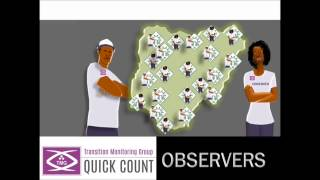 TMG Nigeria Quick Count | Election 2015