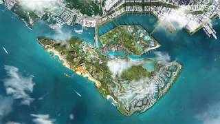Sentosa-Brani Master Plan