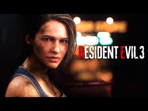 Resident Evil 3 - Official Cinematic Announcement Trailer