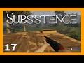 Subsistence Shootgun und Pflanzenbeet Craften #17 Lets Play Subsistence Deutsch