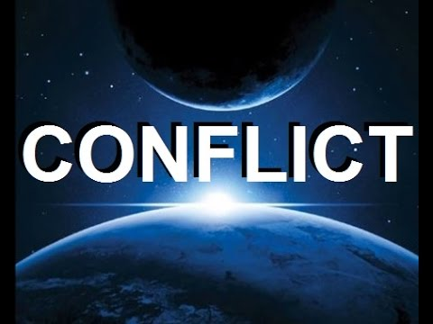 an analysis of conflict between god and evil Analyze how a non-intellectual african would articulate his or her perception of  the  author of evil, they are consistent with the biblical theology of god many  african  is as eternal as god and that the two will remain in conflict eternally.