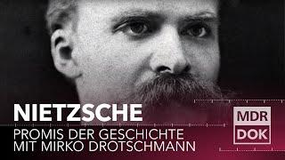 Nietzsche erklärt   Promis der Geschichte mit Mirko Drotschmann