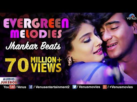 Evergreen Melodies - Jhankar Beats | 90'S Romantic Love Songs | JUKEBOX | Hindi Love Songs