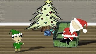 Funny Christmas Song - Angry Elf - by Fightin' Mooses