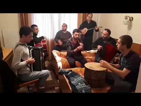 Georgian folk band from Batumi - Ossetian tunes