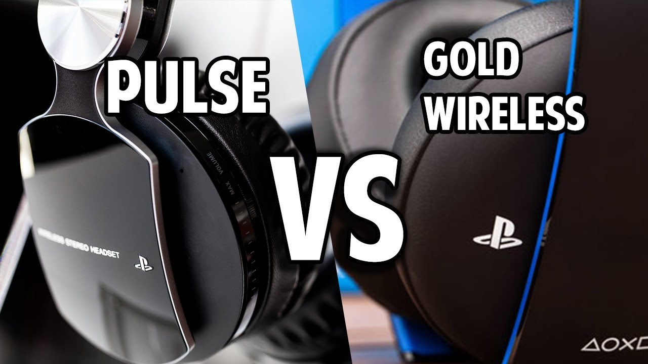 Ps4 Headset Gold ... Gold Wireless Head...