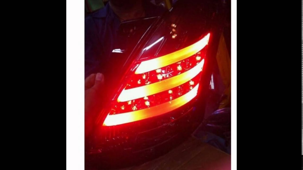 Suzuki Swift Modified Lights