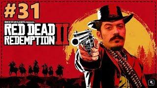 Gambar cover KANUNDAN KAÇIN | Red Dead Redemption 2 Türkçe 31. Bölüm